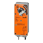 Fire and Smoke Damper Actuators