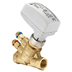 Pressure Independent Valves