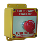 Emergency Push Button Operator Stations