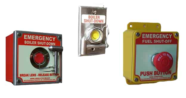 Emergency Operator Stations